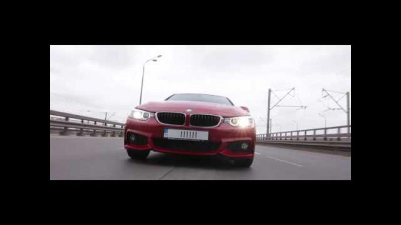 Тест драйв BMW 4 F32