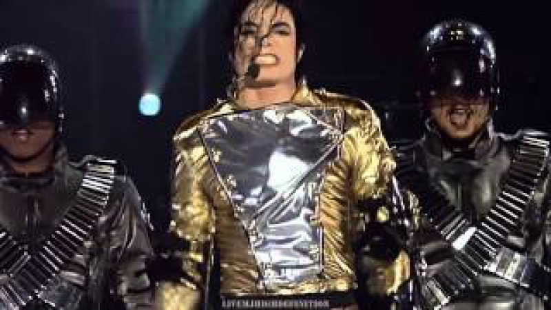 Michael Jackson - They Don't Care About Us - Live Munich 1997- Widescreen HD