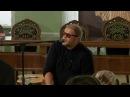 Борис Гребенщиков в МДА: общение в арт-клубе