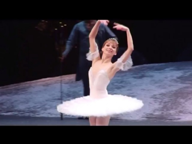 Evgenia Obraztsova Nutcracker Masha Variation Sugar Plum Fairy