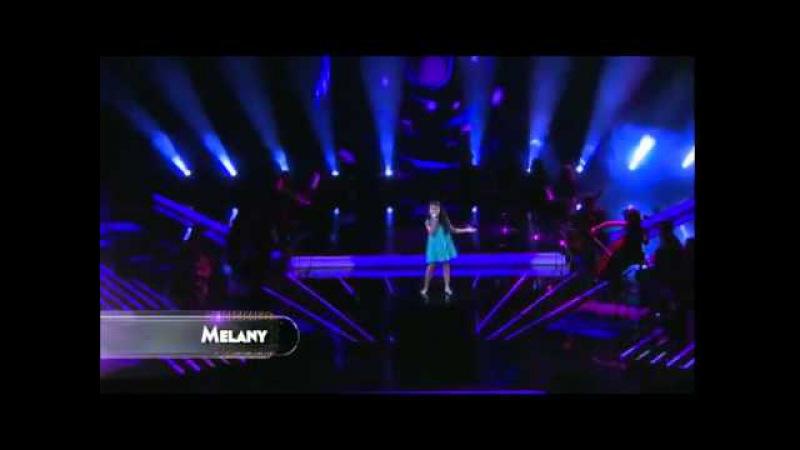 Melany - Regresa a mi (La Academia Kids)