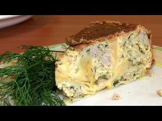 Пирог из лаваша с фаршем / Быстрые рецепты для мультиварки Вкусный Североморск
