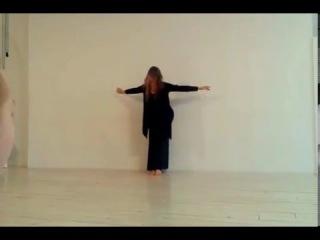 Anna Trish Dance impro.