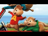 Элвин и бурундуки: Грандиозное бурундуключение - Официальный русский трейлер HD (2016)