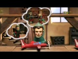 Robot Chicken. Elf at work. Christmas Special