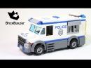 Конструктор Bela 10418 (аналог Lego City 60043) Автомобиль для перевозки заключенных, 198 дет Подробнее: cubiland/p299428100-konstruktor-bela-10418.html