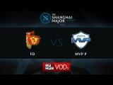 FD vs MVP.Phx, Shanghai Major SEA Quali, Play-Off, Game 2