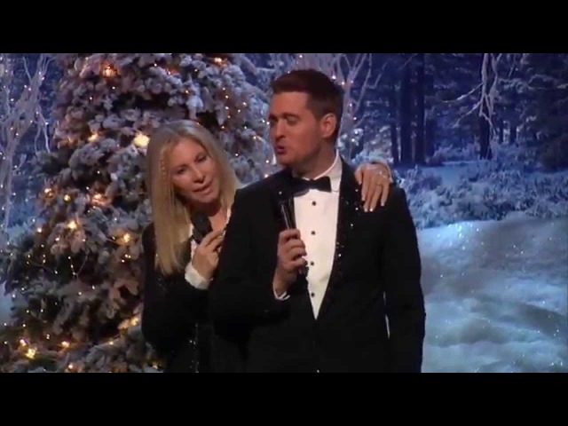 Michael Buble Barbra Streisand