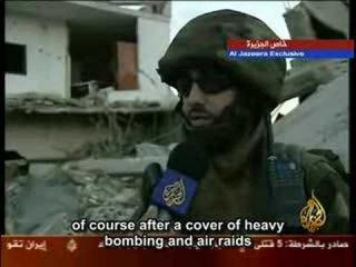 Aljazeera Exclusive Interview with a Hezbollah Fighter 2006 #hezbollah