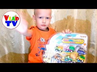Обзор игрушек, Строительная техника, Видео для детей