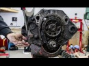 Chevy Small Block V8 Engine Rebuild Time Lapse Redline Rebuild 1
