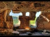 Пещерный город в Крыму. Тайны подземного города