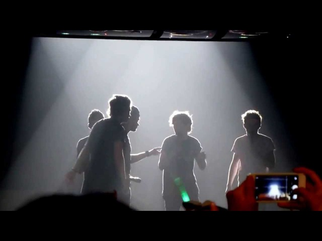 One Direction - Twitter QA,Last First Kiss Take Me Home Tour in Japan 2013.11.02