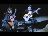 Aniello Desiderio and Artyom Dervoed playing Piazzolla