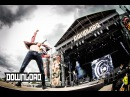 Crossfaith 'Monolith Live At Download Festival 2014 '