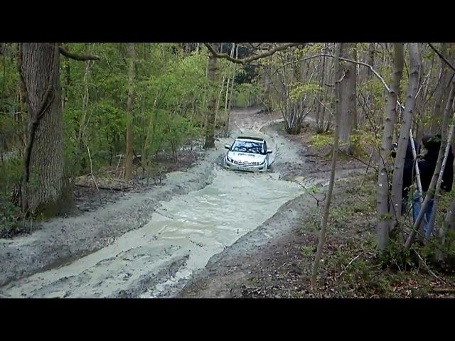 Range Rover Evoque - Land Rover Experience Eastnor Castle