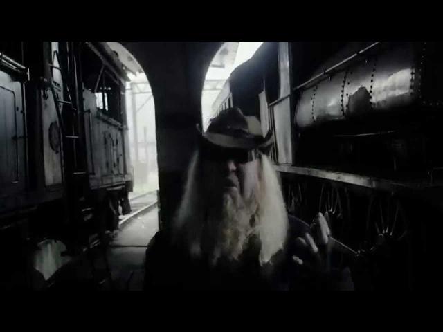 HEVILAN - Shades Of War Videoclip ( with Warrel Dane / Nevermore Sanctuary )