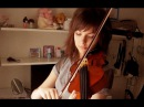 Crystallize - Lindsey Stirling Cover - 1 year and 10 months violinist
