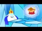 Время приключений   Песня Снежного короля