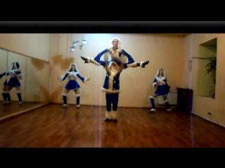 Новогодняя Сказка  ( Шоу-балет
