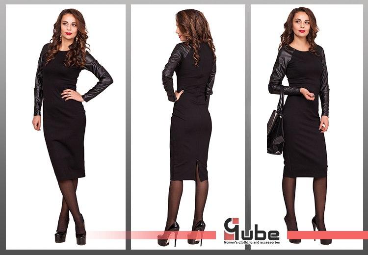 Qube Style интернет магазин женской одежды от производителя