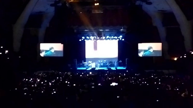 Leps's concert in Yerevan