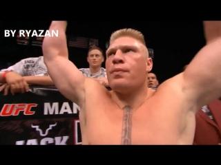 Брок Леснар vs. Фрэнк Мир