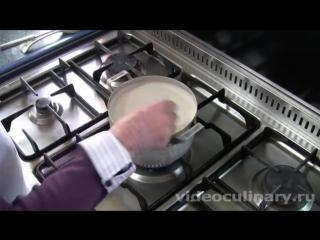 Рецепт - Торт 'Наполеон' от видеокулинария.рф Бабушка Эмма
