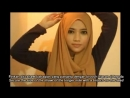2 Minutes Simple Everyday Hijab Style low