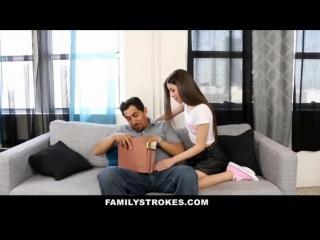 Инцест - Отец трахает дочку