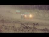 Ралли-спринт - I этап Зимнего Открытого Первенства г.Мценск 12.12.2015