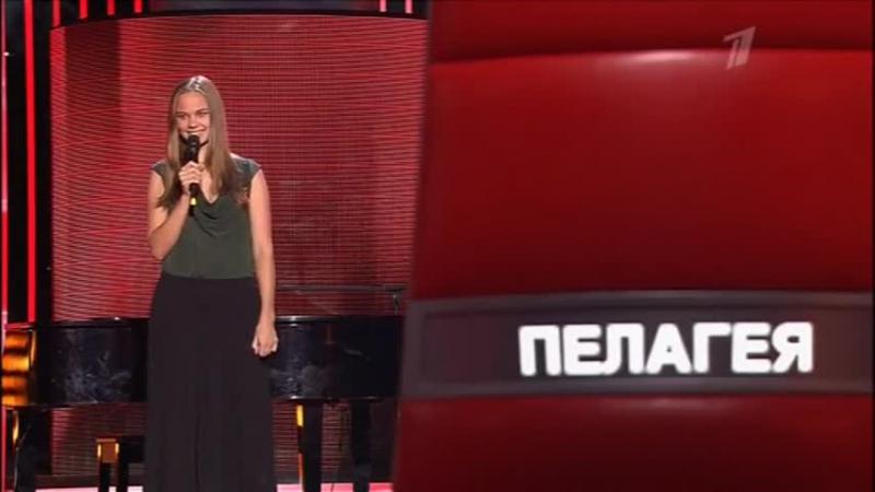 Дарья Глотова 19 лет Голос Вообще супер