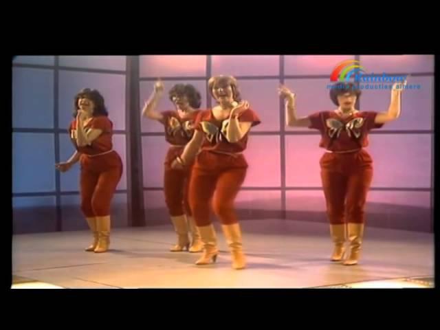 TERUG IN DE TIJD...Risqué - The Girls Are Back In Town