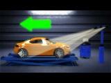 Презентация стенда сход-развал Техно Вектор 7