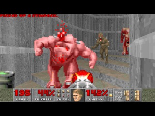 Ultimate Doom: Knee-Deep in the Dead (Episode 1) NM-Speed in 6:39 (7:52), e1nm0639 Speedrun