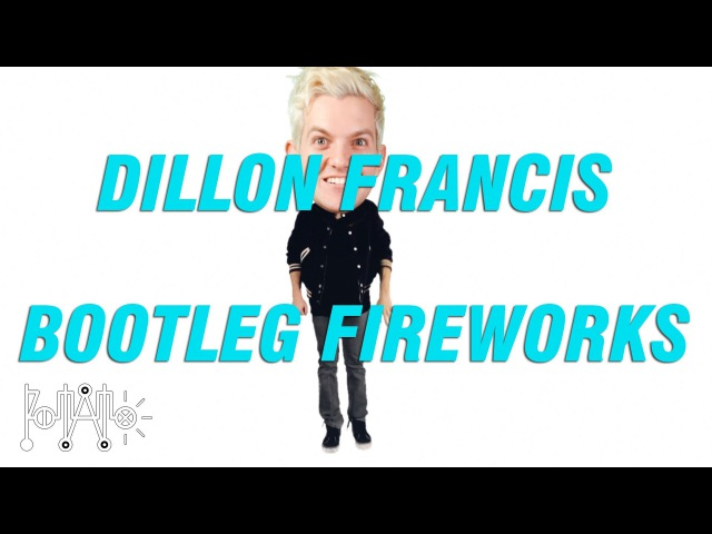 Dillon Francis — Bootleg Fireworks (Burning Up) [Official Music Video]