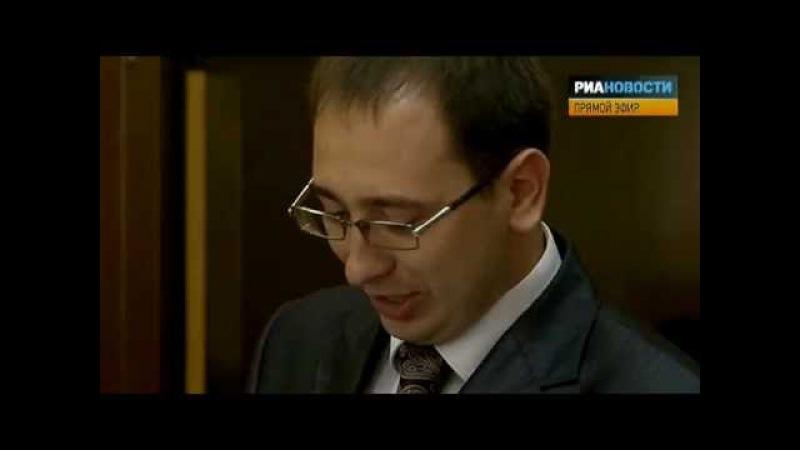 Прения PussyRiot: адвокат Полозов (07.08.2012)