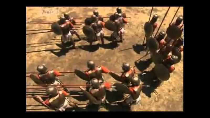 Великие сражения древности. Битва при Гавгамелах. Александр Македонский