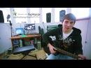 Сергей Хамин. Преподаватель гитары и электрогитары в музыкальной школе Виртуозы. Томск
