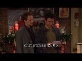 Песня Барни на Рождество ч2. Как Я Встретил Вашу Маму. По Версии Кураж-Бамбей.