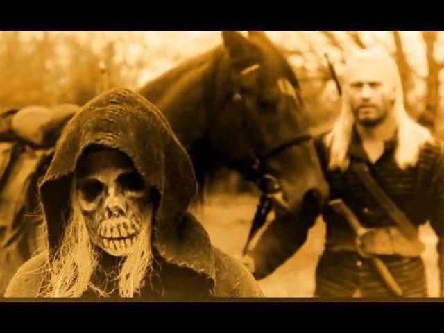 КУКРЫНИКСЫ: Черный Ворон - клип по сериалу Ведьмак