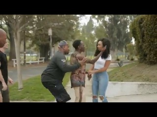 """Arantza Fahnbulleh on Instagram: """"Being in public with a tall guy vs short w/ @wuzgood @pagekennedy @rich.official 