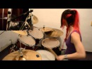 Arch Enemy Nemesis Drum Cover (by Nea Batera)
