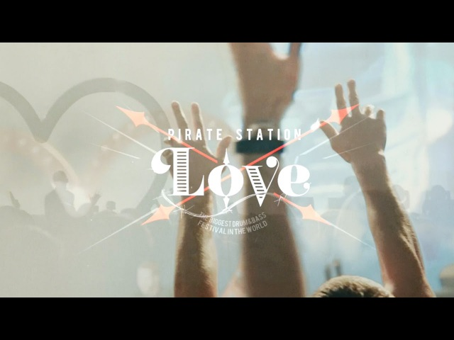 Pirate Station Love Moscow 17.10.15 - Aftermovie   Radio Record