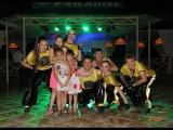 Ресторан PARADISE шоу балет SCREAM 10.07.15