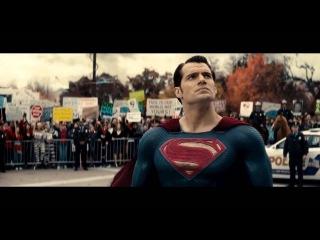 Бетмен против супермена-второй трейлер