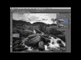 Photoshop CS6 CC Convert to Black and White Mono