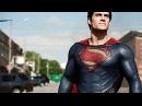 Фильм «Человек из стали» 2013 Супермен Зака Снайдера Второй мощный трейлер блокбастера