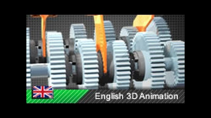 How a Sequential Manual Gearbox Works (Animation)?