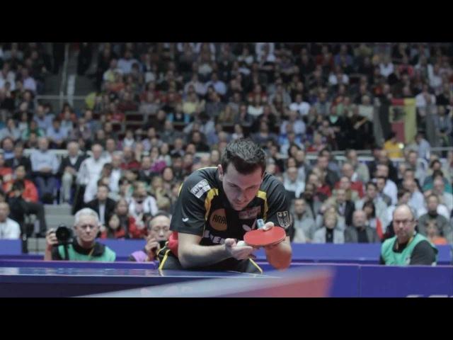 Die Chinesen Europas - TRAILER - WM-Film mit Timo Boll, Jörg Rosskopf, Dimtrij Ovtcharov - 2012